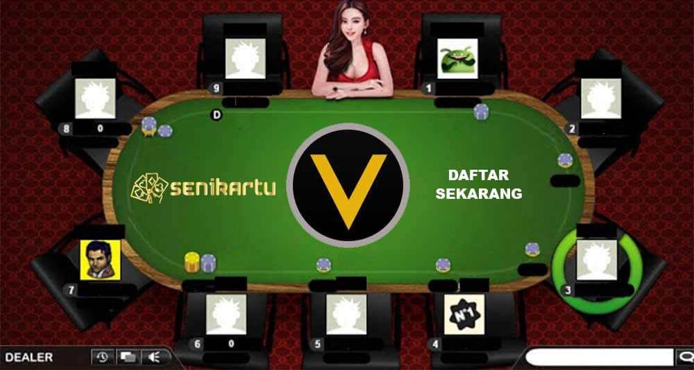 Poker atau Mobile Legend